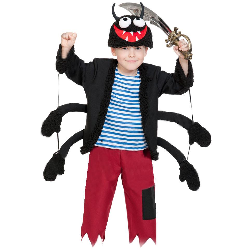 Костюм паука для детей своими руками. Карнавальные костюмы 93