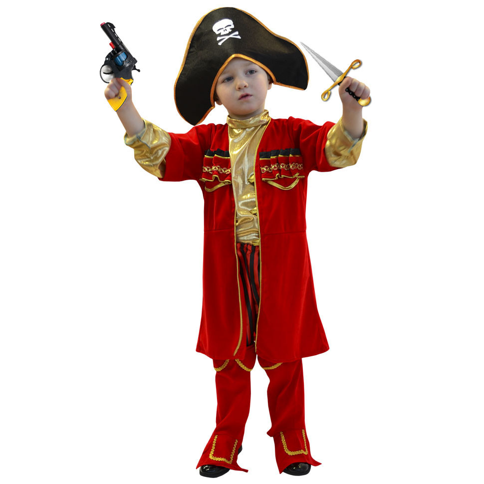 Новогодние Костюмы Пирата