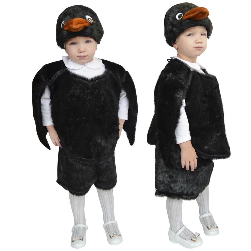 Сшить костюм ворона для мальчика 52