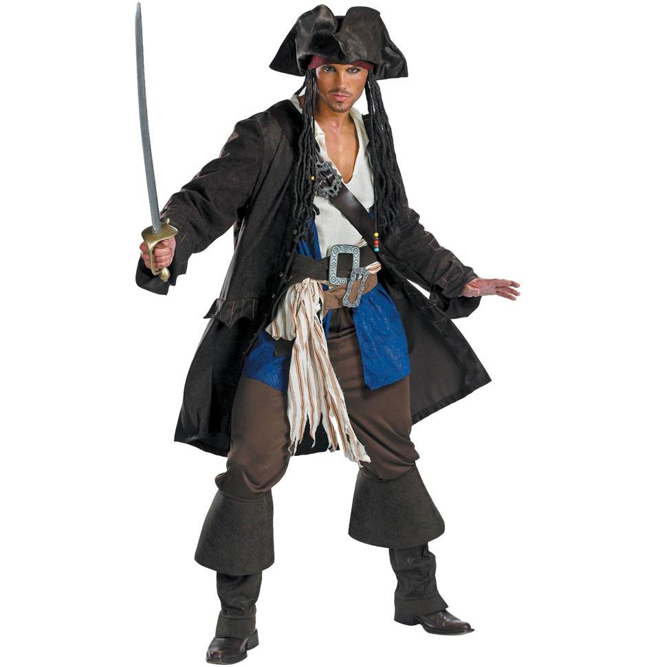 Костюм пиратов карибского моря своими руками